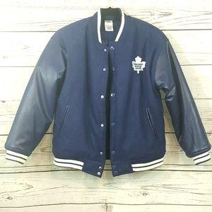 Toronto Maple Leafs Varsity Winter Jacket